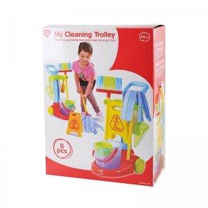 اسباب بازی ست نظافت کودک