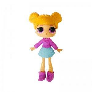 فیگور دخترک با لباس یاسی آبی Lol Surprise مدل 0280