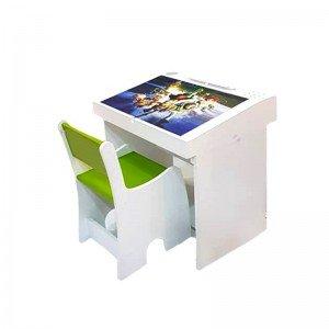 میز و صندلی تحریر سه کاره مدل 21306