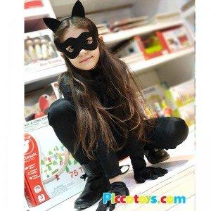 لباس نمایش کودک مدل لباس پسر گربه ای