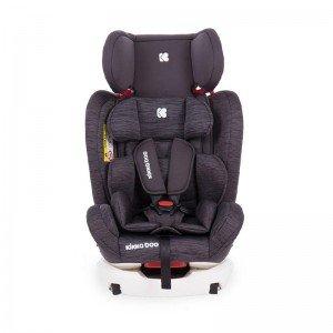 خرید صندلی ماشین KIKKA BOO مدل 4Fix Dark Grey Melange