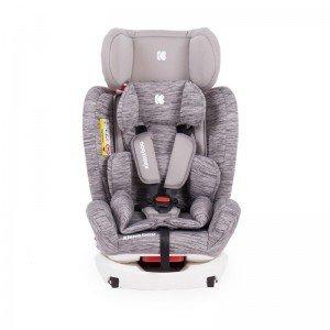 قیمت صندلی ماشین KIKKA BOO مدل 4Fix Light Grey