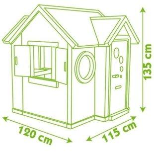 ویژگی های کلبه متوسط smoby مدل 310228