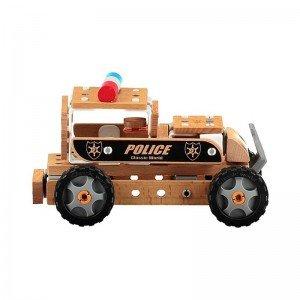 اسباب بازی ماشین پلیس Classic World مدل 3811