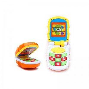 موبایل اسباب بازی موزیکال کودک  Huile Toys مدل 766