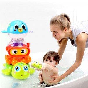 خرید حیوانات حمام Huile Toys مدل 3112