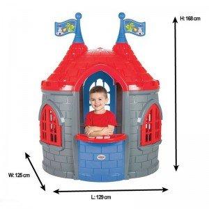 کلبه و قصر بازی کودک