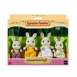 خانواده خرگوش sylvanian families 4030
