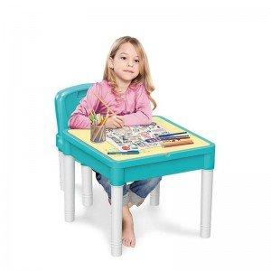 قیمت میز لگو با صندلی کودک