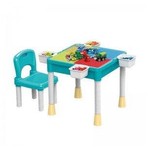 خرید میز و صندلی کودک برای لگو بازی