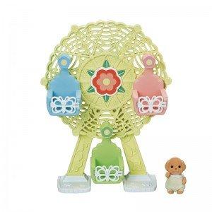 چرخ و فلک کودک sylvanian families مدل 5333
