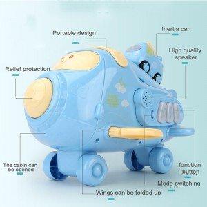 ریسینگ هواپیما مدل CLMA7