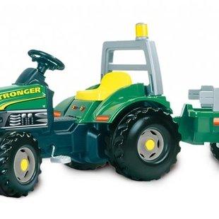 تراکتور قدرتی پدالی  با تریلرpic-8103