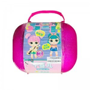کیف به همراه عروسک LOL مدل 790