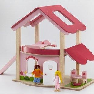 خانه عروسکی چوبی کد4549