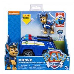 فیگور سگ نگهبان Chase با ماشین مدل 50924
