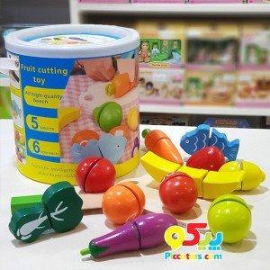 خرید برش میوه اسباب بازی