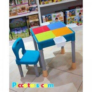 خرید میز و صندلی لگو بازی