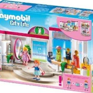فروشگاه لباس موبيل مدل clothing boutique 5486