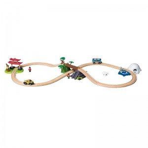ست ریل قطار کودک