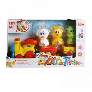 خرید قطار اسباب بازی موزیکال کودک