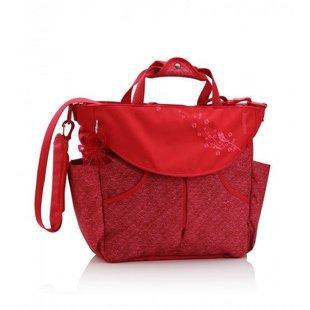 کیف کوله ساکاوا قرمز okiedog مدل 28272
