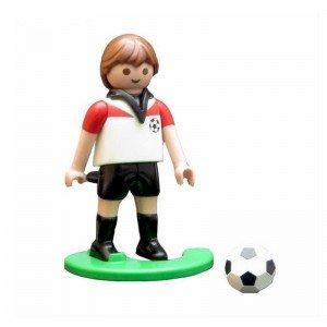 آدمک فوتبالیست Playmobil مدل 10011