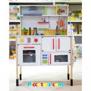 آشپزخانه چوبی مدل 303644