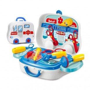 خرید ست پزشکی کیفی کودک مدل 008918