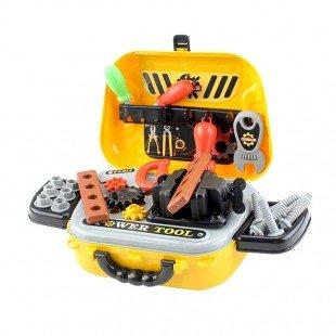اسباب بازی جعبه ابزار کودک مدل 932A