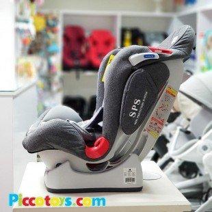 صندلی خودرو کودک KIKKA BOO مدل O'Right رنگ خاکستری روشن