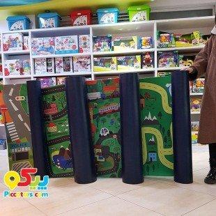 فرش بازی کودک مدل 0348