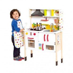 ست آشپزخانه چوبی کودک مدل 303644