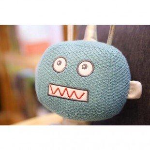 عروسک ربات آبی کوچک مدل 1065