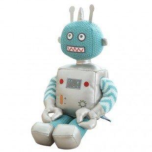 عروسک ربات آبی بزرگ مدل 1066