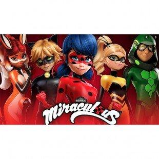 دختر کفشدوزکی دی وی دی Miraculous ladybug 2 DVD