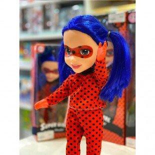 عروسک موزیکال دختر کفشدوزکی مدل 9289