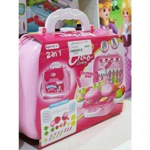 ست آشپزخانه کیفی کودک مدل 008931