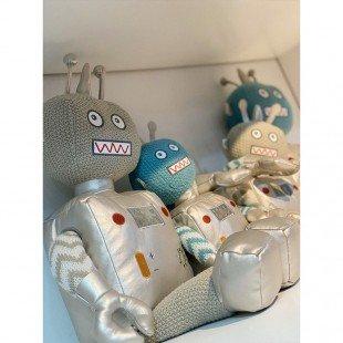 خرید عروسک پولیشی ربات