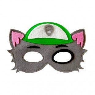 ماسک نمدی کودک سگ های نگهبان طرح Rocky پاوپاترول مدل 3516