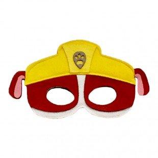 ماسک نمدی سگ های نگهبان کودک طرح Rubbel پاوپاترول مدل 3516