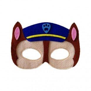 ماسک نمدی کودک سگ های نگهبان طرح Chase پاوپاترول مد00ل 3516