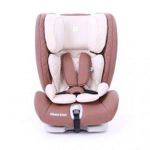 صندلی ماشین کودک KIKKA BOO مدل Viaggio رنگ قهوه ای
