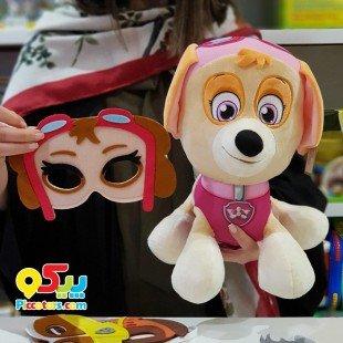 عروسک سگ نگهبان Skye