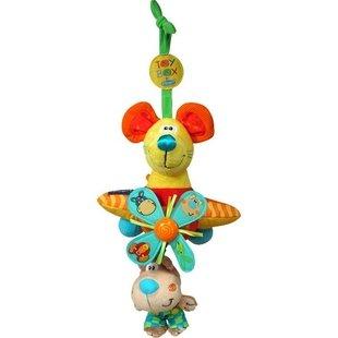 عروسک كشی موزیکال کودک موزيكال موش playgro كد 101867