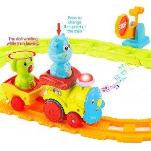 اسباب بازی قطار موزیکال کودک