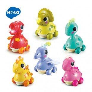دایناسور Huile Toys