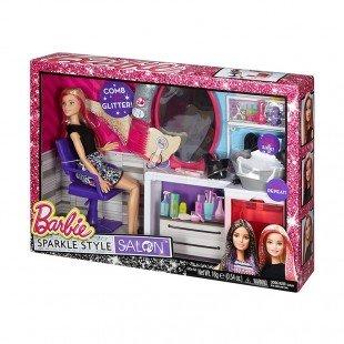قیمت عروسک باربی با میز آرایش بزرگ مدل DTK05