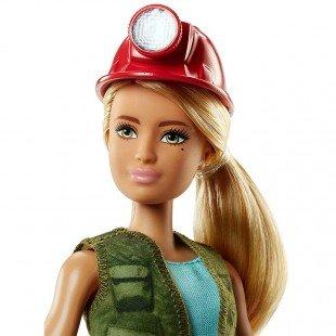 خرید عروسک باربی مشاغل پاتیناژ کار مدل DVF50