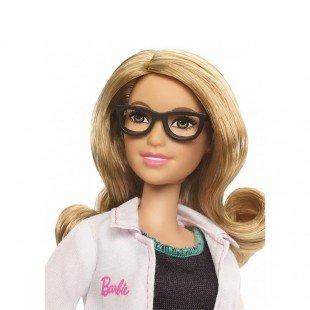 خرید عروسک باربی مشاغل چشم پزشک مدل DVF50
